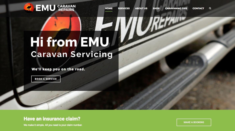 web-design emu caravan repairs1